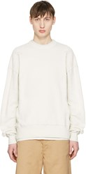 Undecorated Man Grey French Terry Pullover