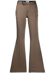 Each X Other Tailored Suit Trousers Brown