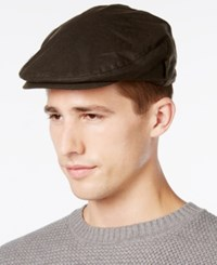 Barbour Men's Cheviot Tartan Cap Olive