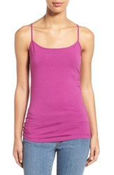 Women's Halogen 'Absolute' Camisole Purple Clover