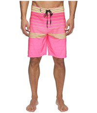 Hurley Phantom Peters Boardshorts Neon Pink Men's Swimwear