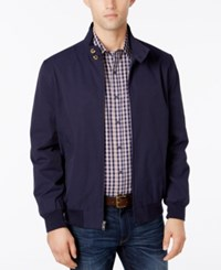 Club Room Men's Jacket Only At Macy's Navy Blue