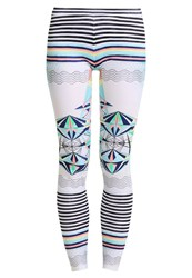 Roxy Keep It Tights Marshmallow Psyche Multicoloured