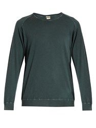 Massimo Alba Sport Cashmere Sweater Green