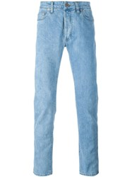 Natural Selection 'Taper' Jeans Blue