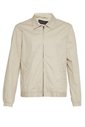 French Connection Men's Caban Jacket Sand