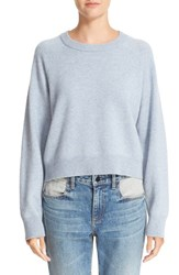Alexander Wang Women's T By Wool And Cashmere Birdseye Pullover