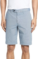 Ted Baker Men's London Mysho Mini Stripe Shorts