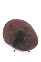 Something Special Hats Flower Ivy Newsboy Cap No Color