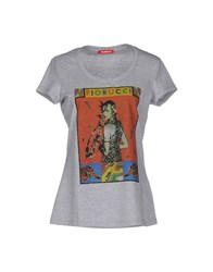 Fiorucci T Shirts Light Grey