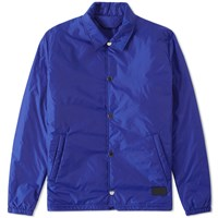 Acne Studios Tony Face Jacket Blue