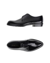 Sergio Rossi Footwear Lace Up Shoes Men