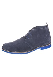 Jack And Jones Jack And Jones Gobi Casual Laceups Blue Ribbon