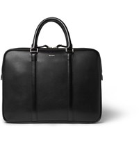Paul Smith City Leather Briefcase Black