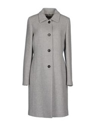 Peserico Coats Grey