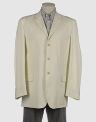 Faconnable Blazers Ivory