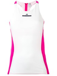 Adidas By Stella Mccartney Running Tank Top White