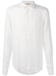 Barena Long Sleeve Shirt White
