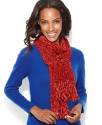 Charter Club Chenille Shaker Scarf