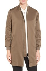 Nordstrom Women's Collection Utility Jacket