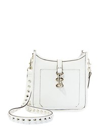 Steve Madden Bwylie North South Crossbody Bag White