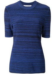 Camilla And Marc Rocket Space Dye Knitted Top Blue