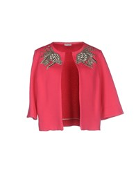 Le Ragazze Di St. Barth Suits And Jackets Blazers Women Fuchsia