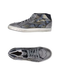 Primabase High Tops And Trainers Grey