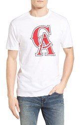 American Needle Men's Brass Tack Los Angeles Angels Of Anaheim T Shirt