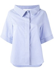 Societe Anonyme Cape Code Shirt Blue