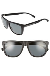 Boss Men's 56Mm Polarized Sunglasses