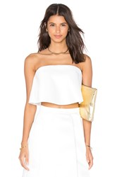 Lovers Friends X Revolve The Manhattan Top White