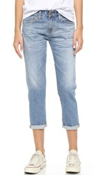 Ag Jeans Ex Boyfriend Slouchy Jeans 13 Years Abyss Blue
