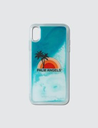Palm Angels Sunset Iphone Case Xs White