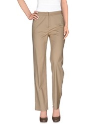 'S Max Mara Trousers Casual Trousers Women Beige
