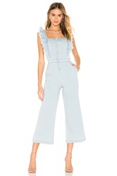 Bb Dakota Jack By Yes Way Chambray Jumpsuit Denim