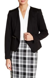 Nine West Ponte Jacket Black