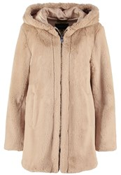 Oakwood Short Coat Beige
