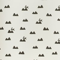 Ferm Living Rabbit Wallpaper Sample Swatch