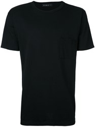 Roar Embellished Gun T Shirt Men Cotton Iii Black
