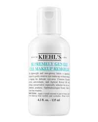 Supremely Gentle Eye Make Up Remover 4.2 Fl. Oz. Nm Beauty Award Finalist 2012 Kiehl's Since 1851