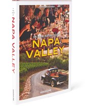 Assouline In The Spirit Of Napa Valley Hardcover Book Yellow