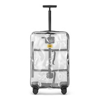 Crash Baggage Share Suitcase Clear