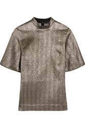 Ellery The Riff Bros Lame Top Metallic