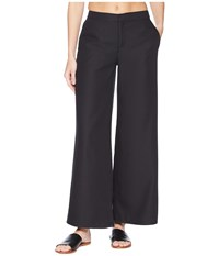 Exofficio Basilica Wide Leg Pants Black Casual Pants