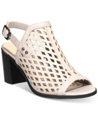 Easy Street Shoes Erin Slingback Sandals Women's Cloud Grey