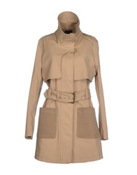 Hotel Particulier Full Length Jackets Sand