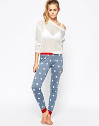 Minkpink Head In The Stars Pyjama Leggings Multicoloured
