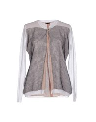 Atos Lombardini Knitwear Cardigans Women White
