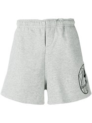 Ex Infinitas Flex Track Shorts Grey